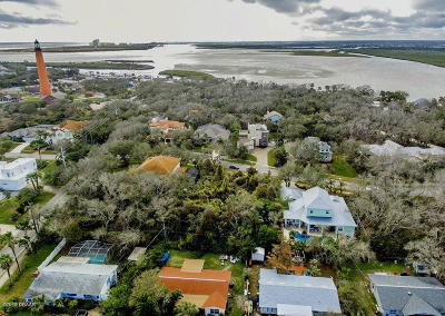 Ponce Inlet Single Family Home For Sale: 104 Ocean Way Drive