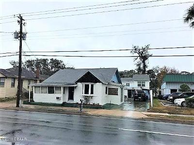Port Orange Multi Family Home For Sale: 5034 S Ridgewood Avenue