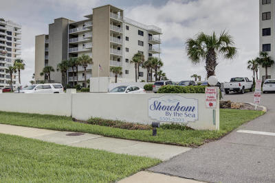 New Smyrna Beach Condo/Townhouse For Sale: 5301 S Atlantic Avenue #10
