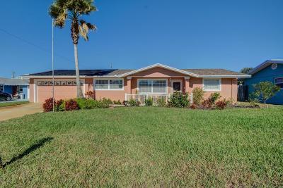 Ormond Beach Single Family Home For Sale: 43 Ocean Crest Drive