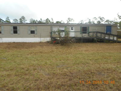 New Smyrna Beach Single Family Home For Sale: 975 Hunting Camp Road