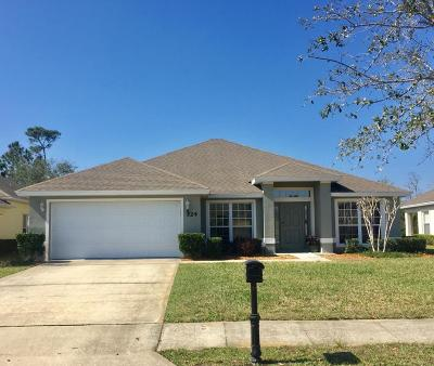 Lpga Single Family Home For Sale: 324 Perfect Drive