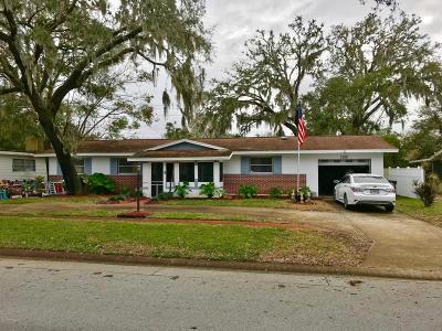 Ormond Beach Single Family Home For Sale: 1290 Vanderbilt Drive