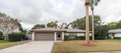 Port Orange Single Family Home For Sale: 1241 Edna Drive
