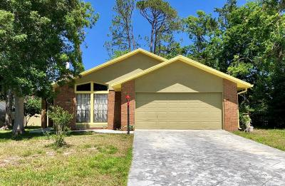 Palm Coast Single Family Home For Sale: 57 Fordham Lane