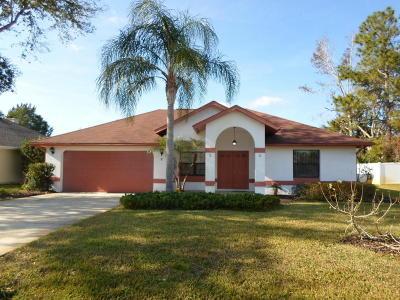 Palm Coast Single Family Home For Sale: 7 Prince Kaarel Lane