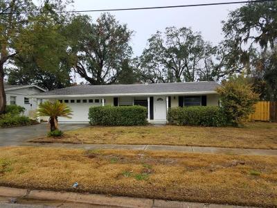 South Daytona Single Family Home For Sale: 352 Slayton Avenue