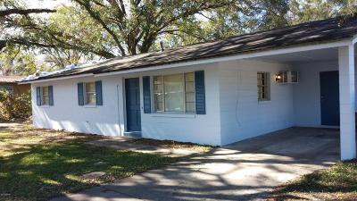 Deland Single Family Home For Sale: 704 S Montgomery Avenue
