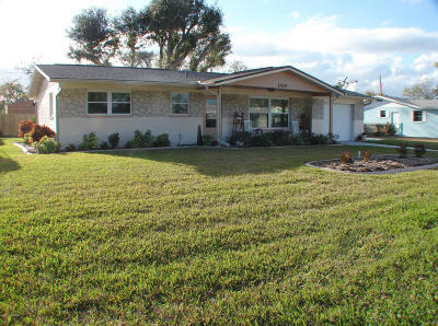 South Daytona Single Family Home For Sale: 2410 Kenilworth Avenue