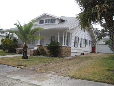 Daytona Beach Single Family Home For Sale: 933 N Oleander Avenue