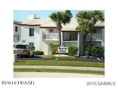 Ponce Inlet Condo/Townhouse For Sale: 4590 S Atlantic Avenue #1580