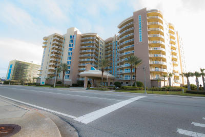 Daytona Beach Condo/Townhouse For Sale: 1925 S Atlantic Avenue #PH07