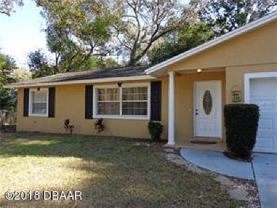 Deland Single Family Home For Sale: 768 Mockingbird Lane