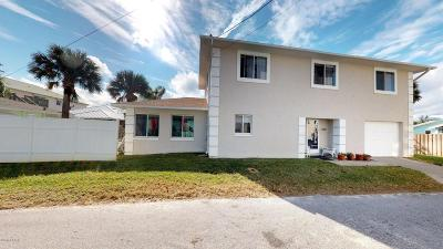 New Smyrna Beach Single Family Home For Sale: 407 Esther Street