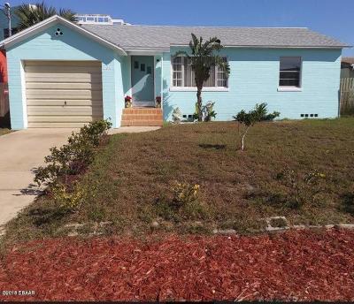 Daytona Beach Single Family Home For Sale: 2041 Schulte Avenue