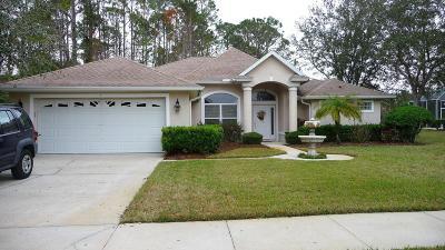 Ormond Beach Single Family Home For Sale: 7 Cross Vine Drive