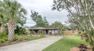 Daytona Beach Single Family Home For Sale: 1405 Moravia Avenue