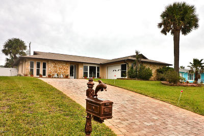 Ponce Inlet Single Family Home For Sale: 4361 Candlewood Lane