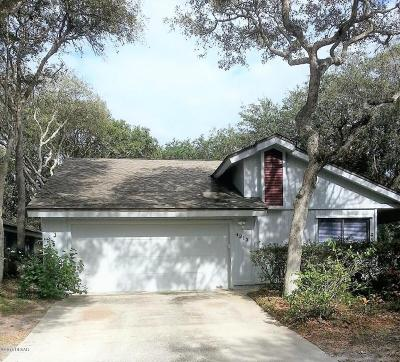 New Smyrna Beach Single Family Home For Sale: 4313 Gull Cove