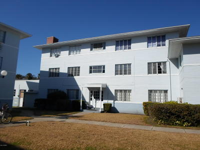Volusia County Condo/Townhouse For Sale: 500 S Beach Street #F 3
