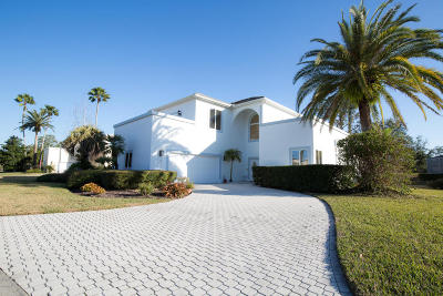 Ormond Beach Single Family Home For Sale: 13 Bay Point Drive