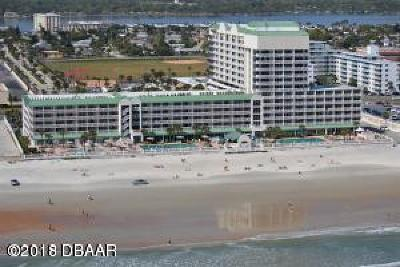 Daytona Beach Condo/Townhouse For Sale: 2700 N Atlantic Avenue #822
