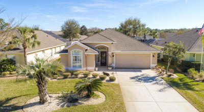 Ormond Beach Single Family Home For Sale: 1384 Sunningdale Lane