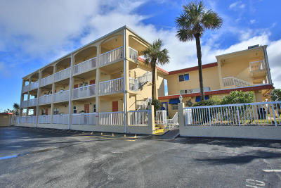 New Smyrna Beach Condo/Townhouse For Sale: 111 N Atlantic Avenue #A 103