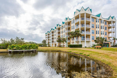 Ponce Inlet Condo/Townhouse For Sale: 4620 Riverwalk Village Court #7201