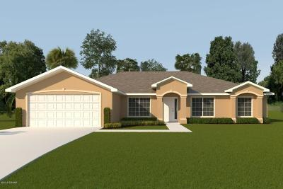 Palm Coast Single Family Home For Sale: 49 Ulysses Trail