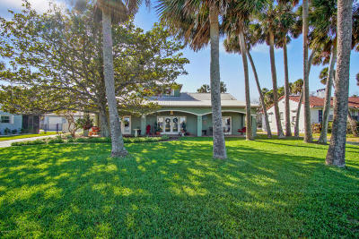 Port Orange Single Family Home For Sale: 5020 Riverside Drive