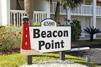Ponce Inlet Condo/Townhouse For Sale: 4590 S Atlantic Avenue #244A