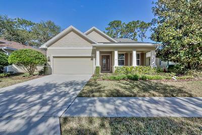 Deland Single Family Home For Sale: 206 W Tarrington Drive
