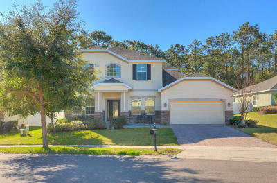 Deland Single Family Home For Sale: 1580 Blue Grass Boulevard