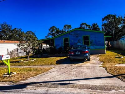 Port Orange Single Family Home For Sale: 5641 Wood Street