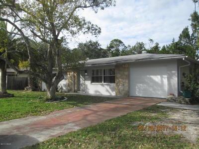 Port Orange Single Family Home For Sale: 303 Magnolia Street
