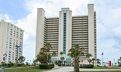 Daytona Beach Shores Condo/Townhouse For Sale: 3333 S Atlantic Avenue #702