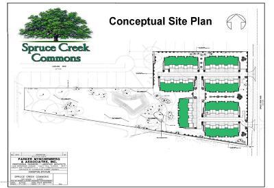 Port Orange Residential Lots & Land For Sale: 4870 Spruce Creek Road
