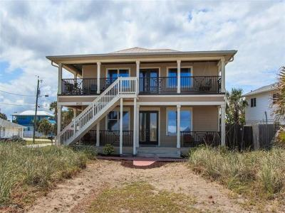 New Smyrna Beach Single Family Home For Sale: 900 N Atlantic Avenue