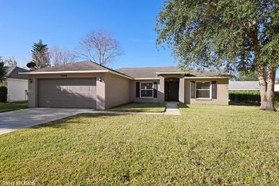 South Daytona Single Family Home For Sale: 2844 Regent Cres