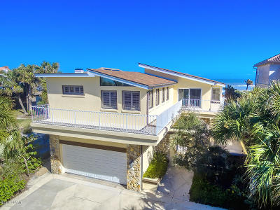 Ormond Beach Single Family Home For Sale: 333 Ocean Shore Boulevard