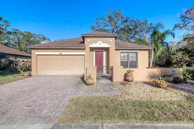 Daytona Beach Single Family Home For Sale: 145 Tuscany Bend Street