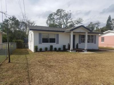 Daytona Beach Single Family Home For Sale: 1530 Daytona Avenue