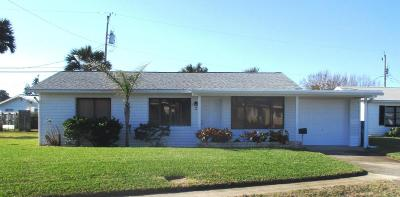 Ormond Beach Single Family Home For Sale: 3 Tropical Drive