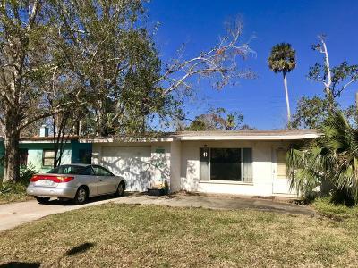 Daytona Beach Single Family Home For Sale: 1144 St Augustine Road