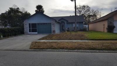 Port Orange Single Family Home For Sale: 3838 Long Grove Lane