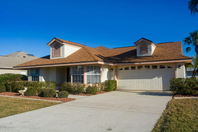 Spruce Creek Fly In Single Family Home For Sale: 2011 Beaver Creek Drive