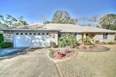 Ormond Beach Single Family Home For Sale: 29 Sycamore Circle