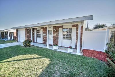 Ormond Beach Single Family Home For Sale: 57 Carol Road #A