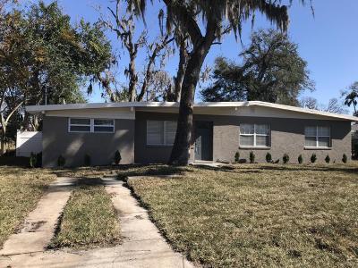 Daytona Beach Single Family Home For Sale: 515 Janice Avenue